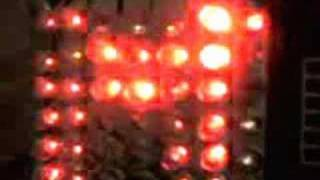 LED matrix display and Light Fan