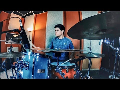 REZ POWER - Israel & New Breed (Drum Cover)