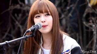 Rolling In The Deep   Adele Seunghee 홍대 CLC 오승희 Cover