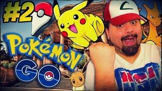 IN CENTRO A PALERMO - Ep. #2 - Pokemon GO ITA
