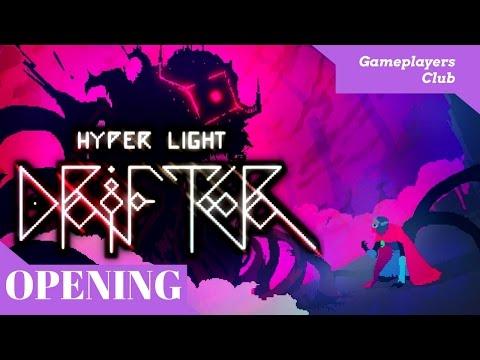 Hyper Light Drifter Opening Cinematic HD Video