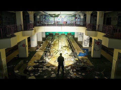 Hidden Underground: Secret Abandoned Bowling Club Exploration - Urbex Lost Places Germany