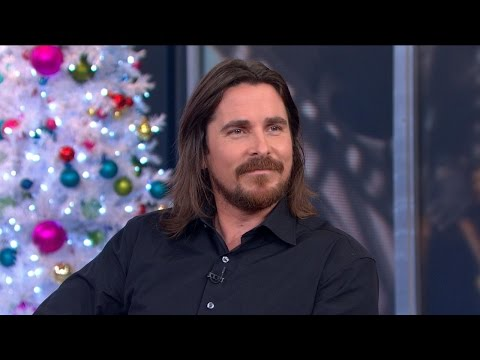 Christian Bale Takes on Role of Moses in