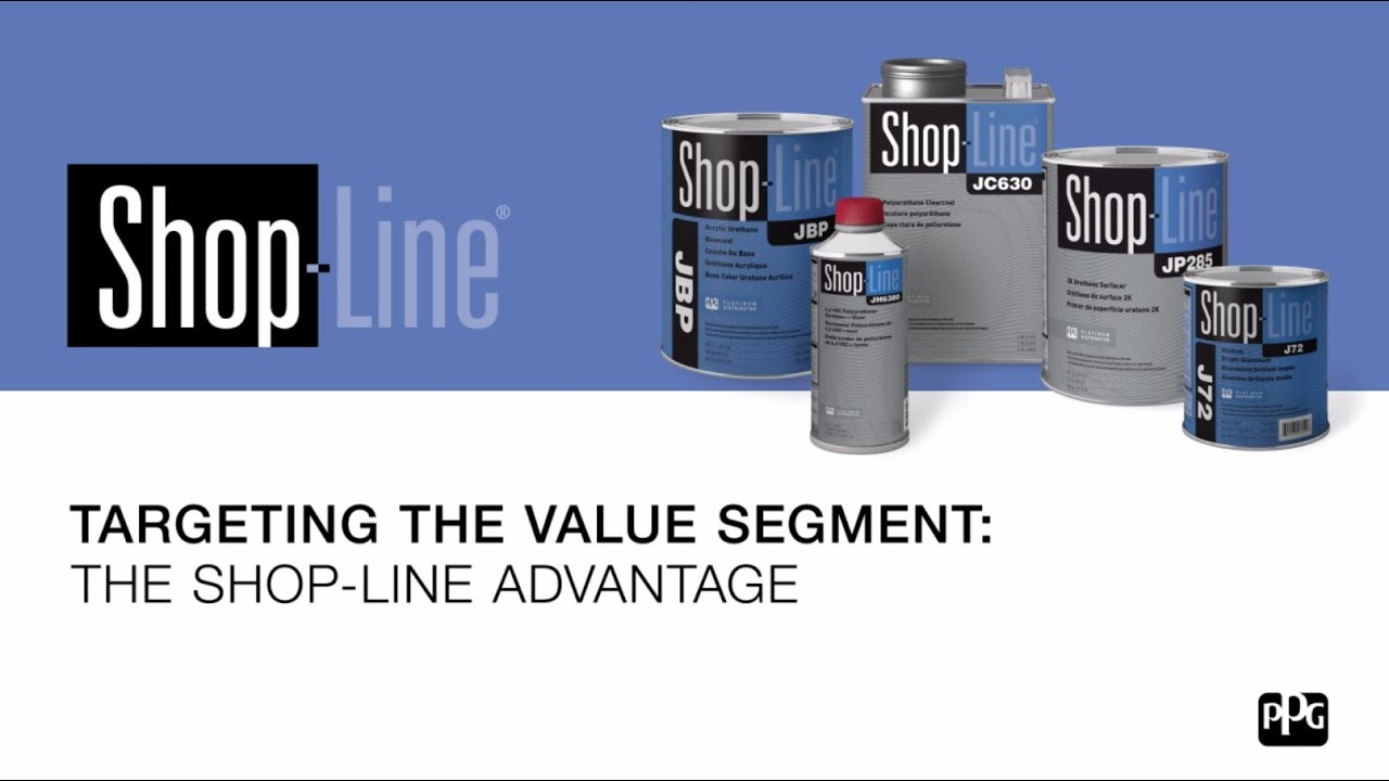The Ppg Shop Line 174 Refinish System Testimonial Video Youtube