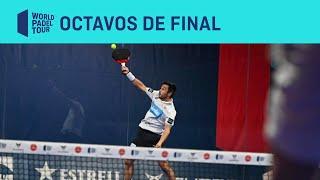 Resumen octavos de final (segundo turno) Cupra Las Rozas Open