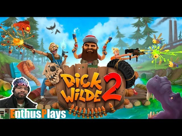 Dick Wilde 2 (PSVR/PS4) - EnthusPlays | GameEnthus #DickWilde2