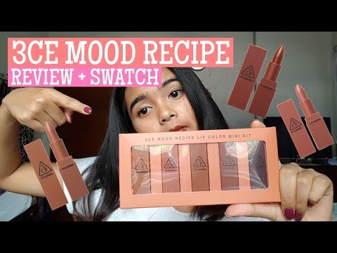 [review-+-swatch]-3ce-mood-recipe-lip-color-for-tan-skin