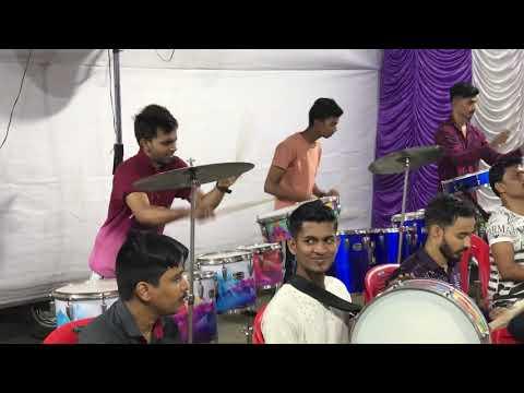 LOVELY MUSICAL GROUP HALDI SHOW AT SAKARAM COMPLEX KOPAR ROAD DOM(west).12/4/2019.