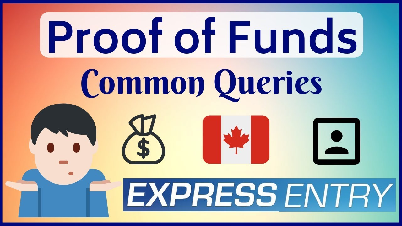 How Much Money Will You Bring To Canada Express Entry
