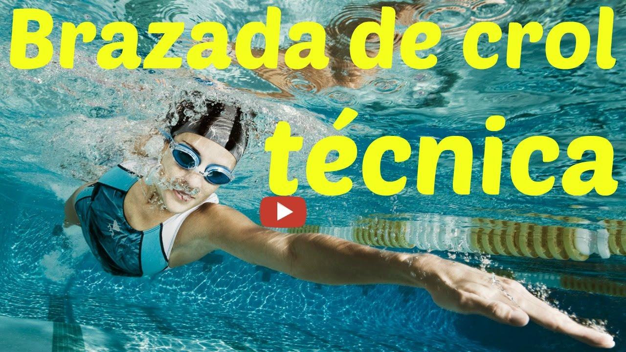 207f919012fa como aprender a nadar rapido y facil brazada de crol tecnica