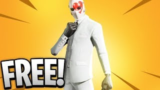 le NOUVEAU FREE HIGH STAKES Fortnite Skin...