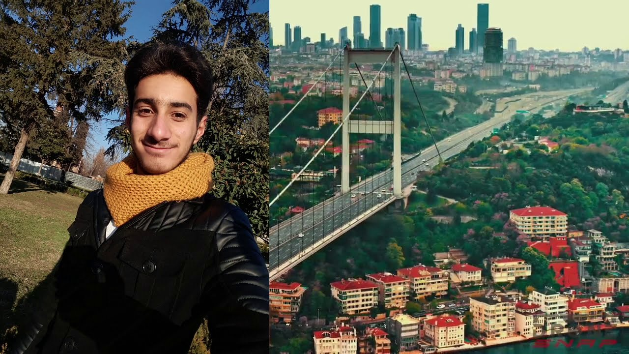 تجربتي في السفر الى تركيا بعمر 18 سنة لتحقيق حلمي | أ. مروان عدنان
