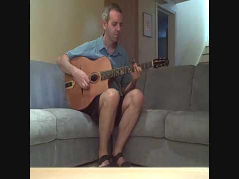 Jean Barault 2009 modèle Biréli Lagrène Oval Hole Guitar (Brazilian Rosewood Back and Sides)