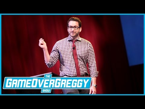 Burnie Burns (Special Guest) - The GameOverGreggy Show Ep. 181