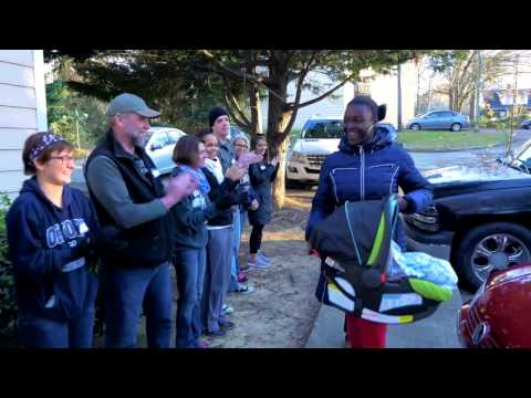 United Therapeutics Day of Service, December 9, 2016