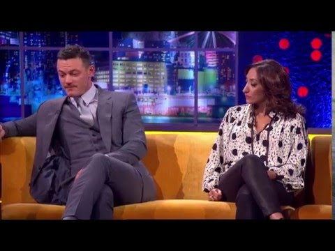 Luke Evans on The Jonathan Ross Show | 19 March 2016