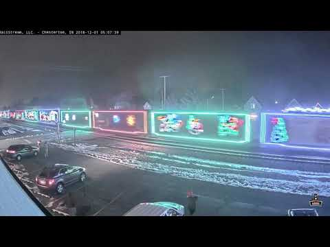 2018 CP Holiday Train!