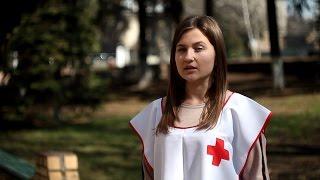 видео Акция «Белая ромашка» в рамках Всемирного дня борьбы против туберкулёза