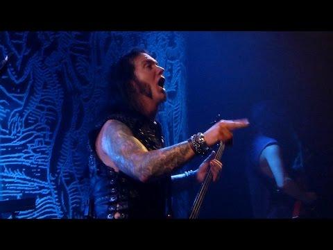 Morbid Angel - Immortal rites - Fall from grace - Live Paris 2014