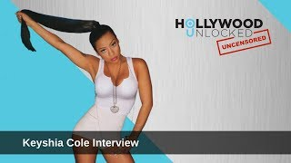 Keyshia Cole talks Reunion with Father & 11:11 Reset on Hollywood Unlocked [UNCENSORED]