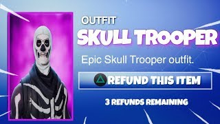 *NEW* How To REFUND SKINS for FREE VBUCKS in Fortnite Battle Royale! (MUST WATCH)