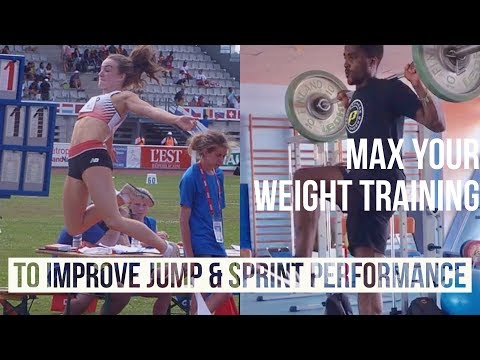 How to Weight Train to Improve Athletic Performance