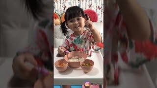 [Baby Belle Zhuo] Belle Lunch Time