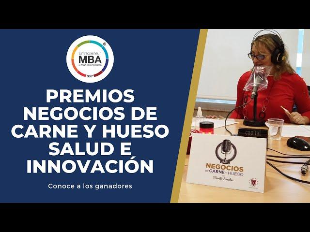 Premios para emprendimiento en salud e innovación
