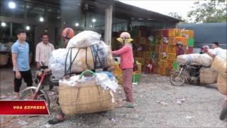 Nhập nhằng cửa khẩu Việt Nam–Campuchia