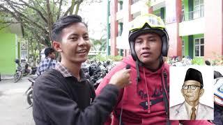 Social Experiment ~ Hari Pahlawan 10 November ( UIN Sumatera Utara )