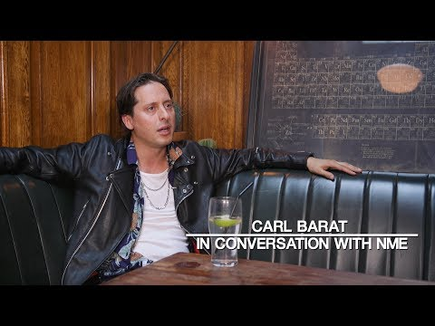 Carl Barat discusses The Libertines' new album, tour and studio, and if guitar music needs saving