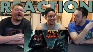 Star Wars Rebels Season 2 Trailer REACTION