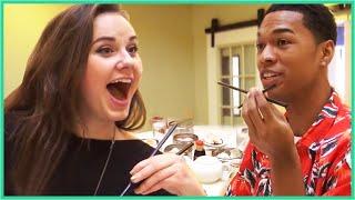 DIM SUM BLIND DATE - Arden Rose Wants a Date w/ Lauren Elizabeth