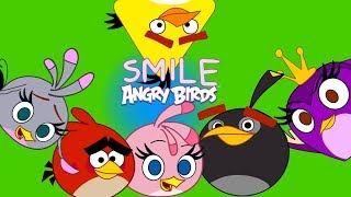 Smile HD Angry birds
