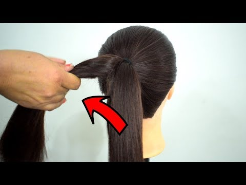 New Hairstyle for Party, wedding, function | Hair style girl | Easy hairstyles for long hair 2019 thumbnail