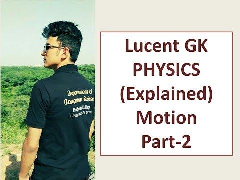 Lucent gk physics