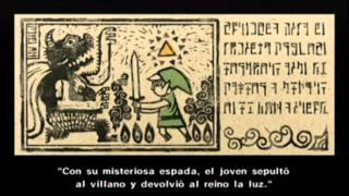 Vídeo The Legend of Zelda: The Wind Waker