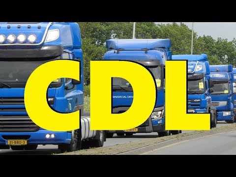 2019 CDL General Knowledge Exam 100 Questions & Answers Prep Study Review