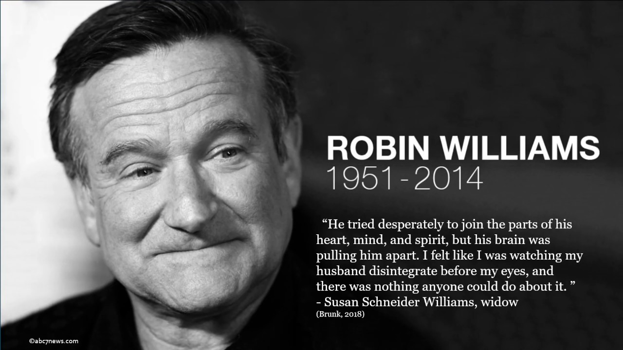 What Is Lewy Body Dementia? Robin Williams Struggled With This ...