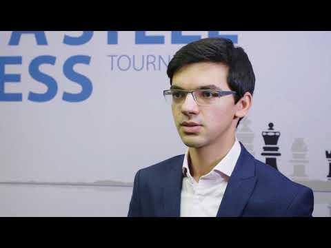 Tata Steel Chess 2018 - Interview - Anish Giri - Round 8