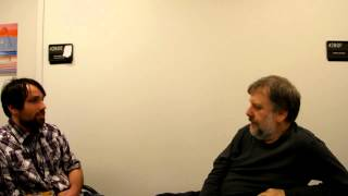 Interview with Slavoj Zizek - Or Why He Hates Snow and Office Hours