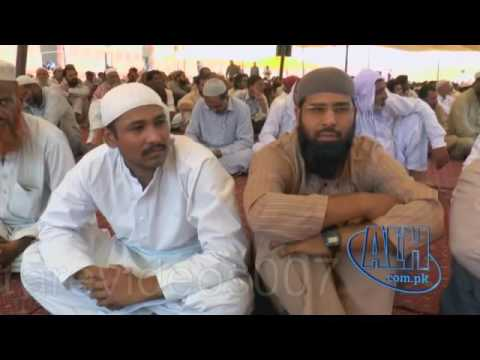 Historical Bayan Maulana Tariq Jameel in Badshahi mosque one Lakh100000 crowd
