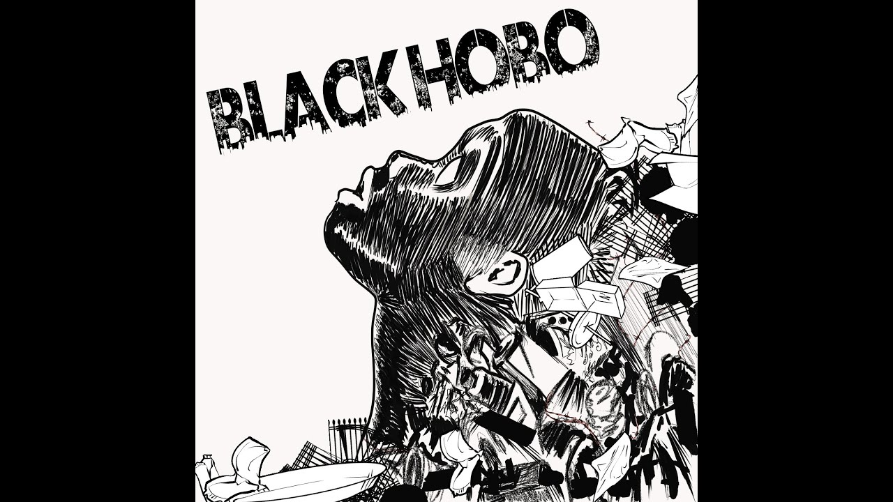 Black Hobo© Comic, all rights reserved. Created by M.I.A Comics Corp