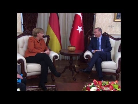 Merkel says has 'reservations' over Turkey's EU bid