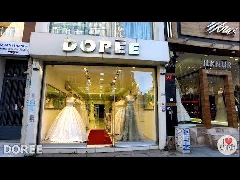6e595b1b7e7c8 Doree Gelinlik & Moda Evi - I Love Kadıköy - YouTube