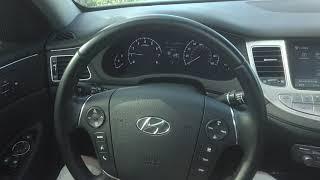 Hyundai Genesis Premium Sedan 2014 Videos