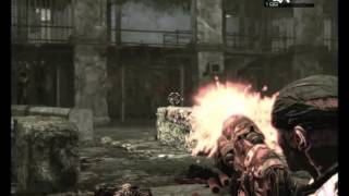 Gears Of War PC Gameplay Max Settings