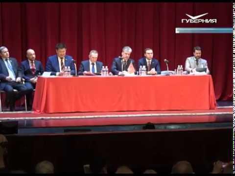 Павел Грудинин рассказал о социальной справедливости своим избирателям в Иркутске