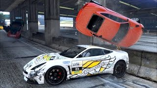 GTA 5 Online Racing 60 FPS Ultra Settings GTX 970