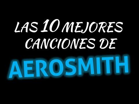 Las 10 mejores canciones de AEROSMITH